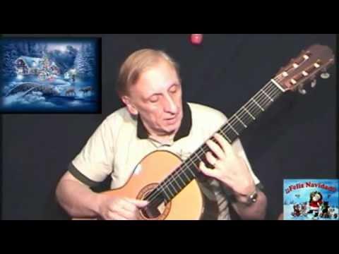 F. Gruber- Merry Christmas - Guitar: César Amaro