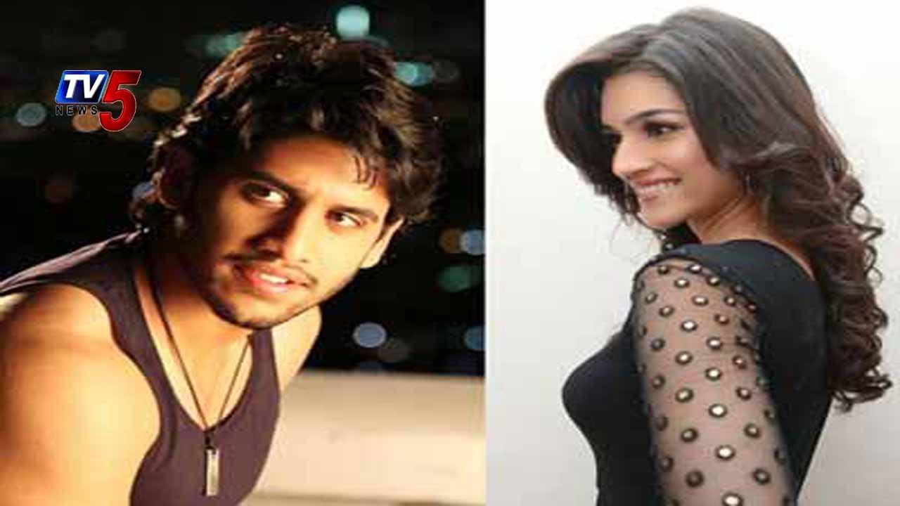 "Naga Chaitanya And Kriti Sanon New Film ""Dorakadu"" : TV5 News ..."