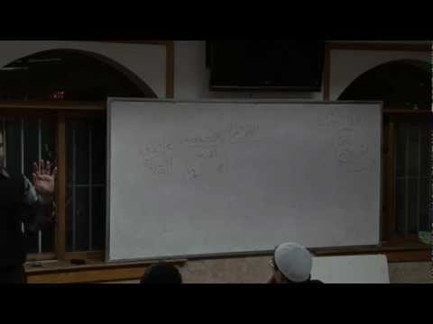 Abdul Gheni - Ajrumiyyah Lesson Two