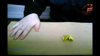 How To Make A Chicken Origami