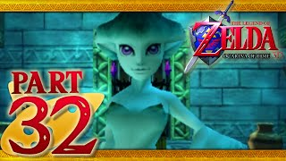 The Legend of Zelda: Ocarina of Time 3D - Part 32 - Water Temple - Ruto