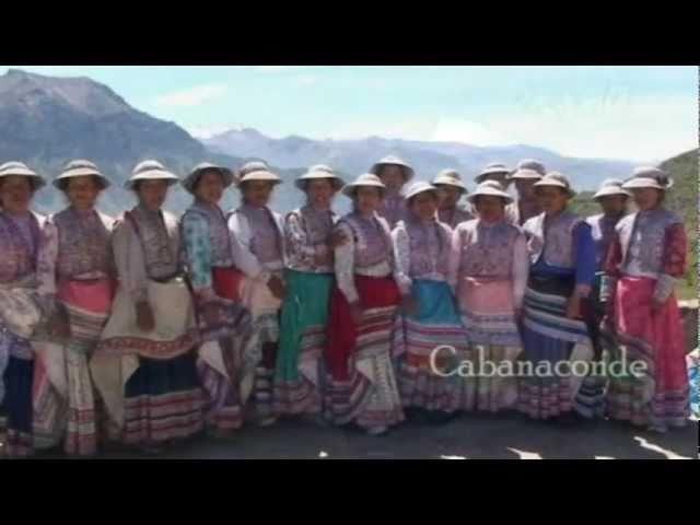 promocion a cabanaconde 2011 ( Maraton 10Km)