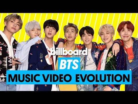 BTS Music Video Evolution: 'No More Dream' to 'IDOL'   Billboard