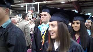 Conant High School, Class of 2019, Jaffrey NH