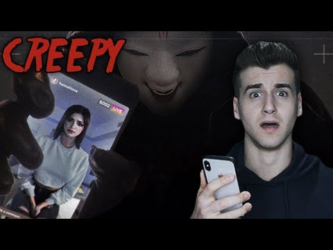 The Scariest Text Chat History (Based On A True Story)