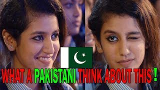 What a PAKISTANI thinks about Priya Prakash Varrier Viral Video! Sunday Special #3