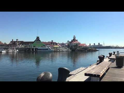 Guy's Disney Vlog - Port Disney in Long Beach California