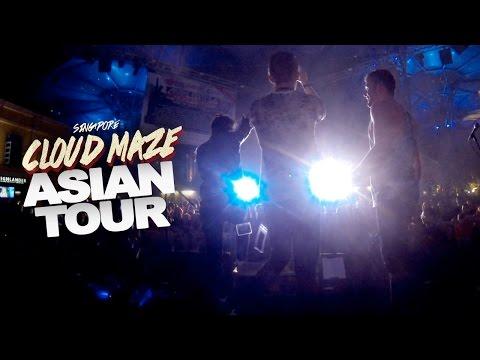 Cloud Maze - Asian Tour (Singapore May 2015)