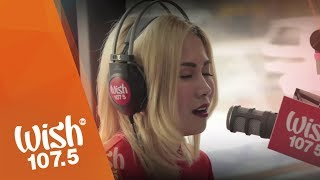 Yeng Constantino - Ikaw (LIVE) on Wish FM 107.5 HD