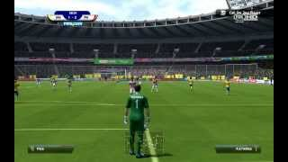 2014 FIFA WORLD CUP BRAZIL [X360] - FIRST GAMEPLAY