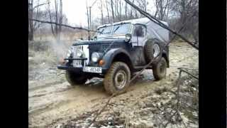 GAZ 69 OFF ROAD PART 2