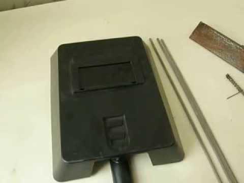 Сварка чугуна ,электродом для стали.