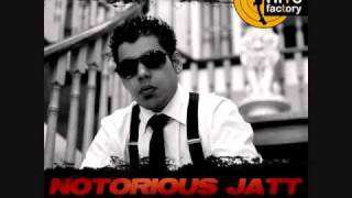 Notorious Jatt - Randy J (Lyrics: Maninder Kailey)