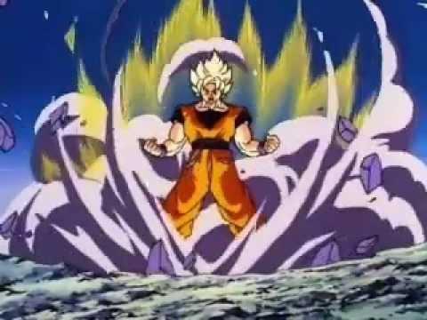 Goku Vs Broly Linkin Park Breaking He Habit video