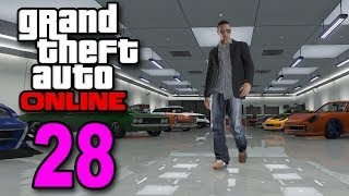 Grand Theft Auto 5 Multiplayer - Part 28 - The Luck is Real (GTA Online Let's Play)