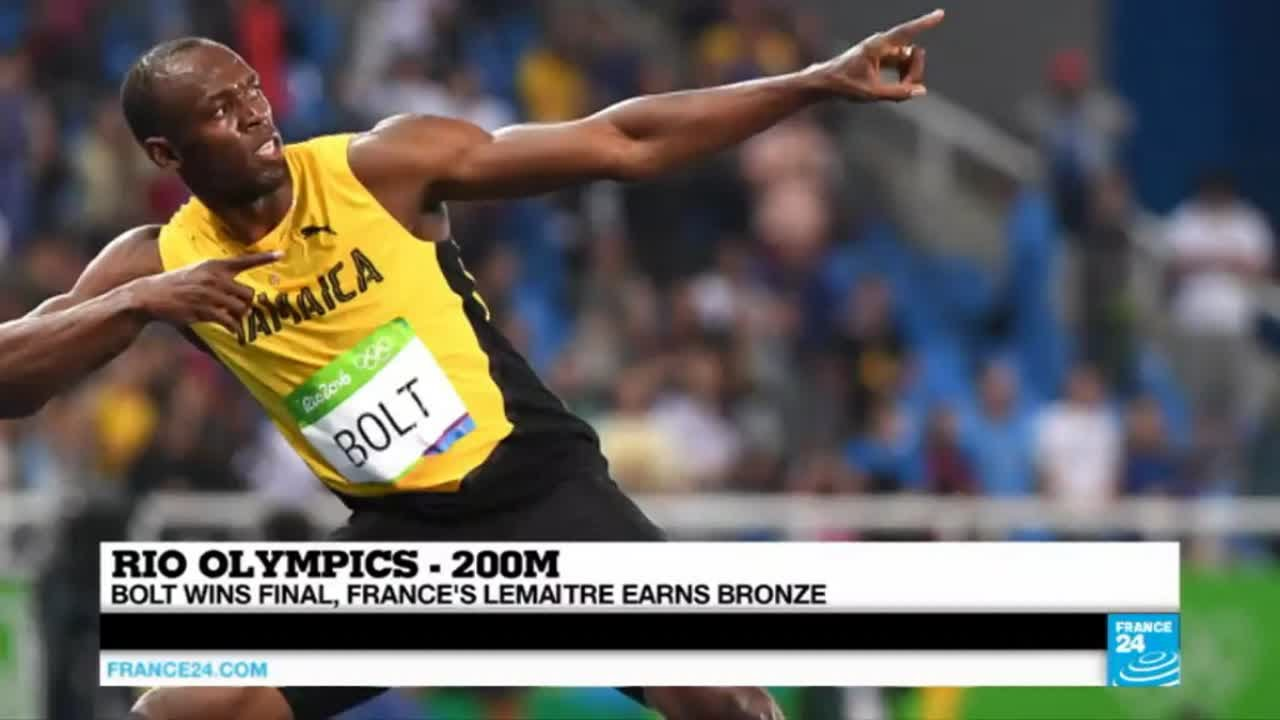 Rio 2016: Usain Bolt wins his 8th gold medal with the 200m, Ashton Eaton wins decathlon gold