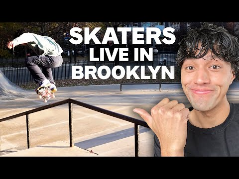 NYC Is Too Expensive For Skaters