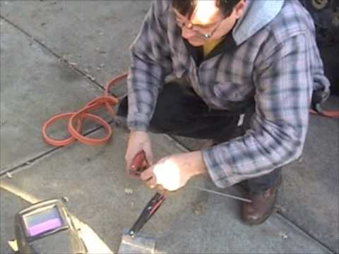 alternator welding