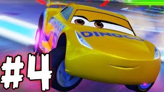 CARS 3 - The Videogame - Part 4 - Cruz Ramirez Race!