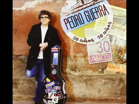 Pedro Guerra Con Bunbury