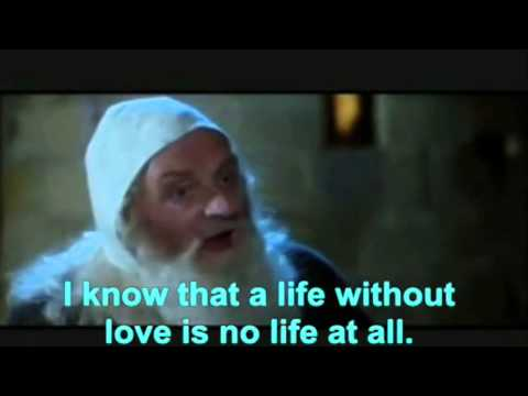 "[Movies Love Quotes] EVER AFTER : A CINDERELLA STORY - ""A Life Without Love Is Not A Life At All"""