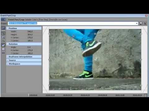 Como Editar Videos De Free Step Pelo Sony Vegas Parte 1 [iniciante] (by : Inhaumas3d) video