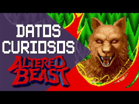 Curiosidades de Altered Beast | Gamer Cultur