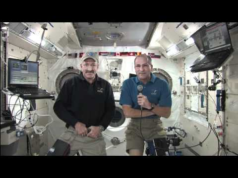Inside the International Space Station Episode 4 Chapter 1 - Holiday Clip