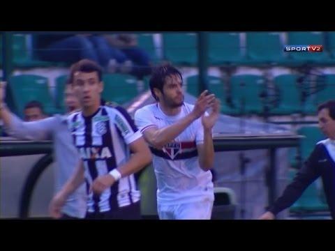 Ricardo Kaká Vs Figueirense (31 08 14) By Yan video