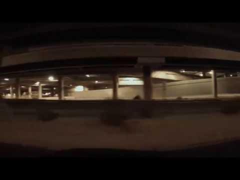Driving passed Phoenix Sky Harbor International Airport Terminals, 22 June 2015, gp050181