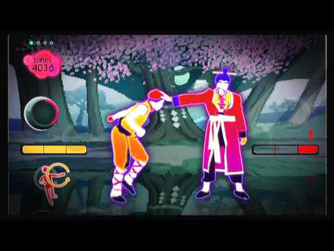 Kung Fu Fighting - Just Dance Summer Party - Wii Workouts Image 1