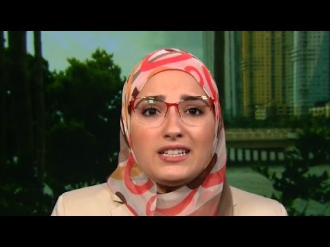 Muslim woman: I don't feel safe wearing my headscarf