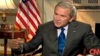 Proof George W. Bush is Krazy!
