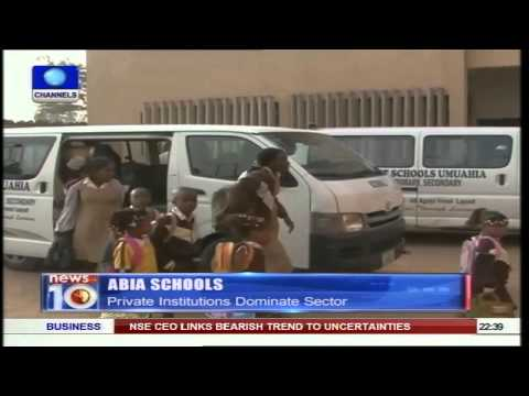 News@10: Lagos West Anglican Communion Host Lagos Aspirants 15/01/15 Pt.3