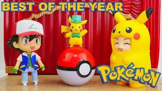 Pokemon Toys Videos Best of the Year 2017
