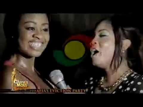 Ghana Most Beautiful  Season VIII - AFIA's Eviction Party