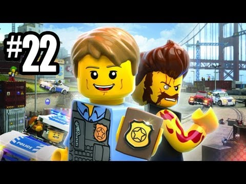 LEGO City Undercover Gameplay Walkthrough Part 22 – MOON BUGGYYYYY!! (Wii U HD)