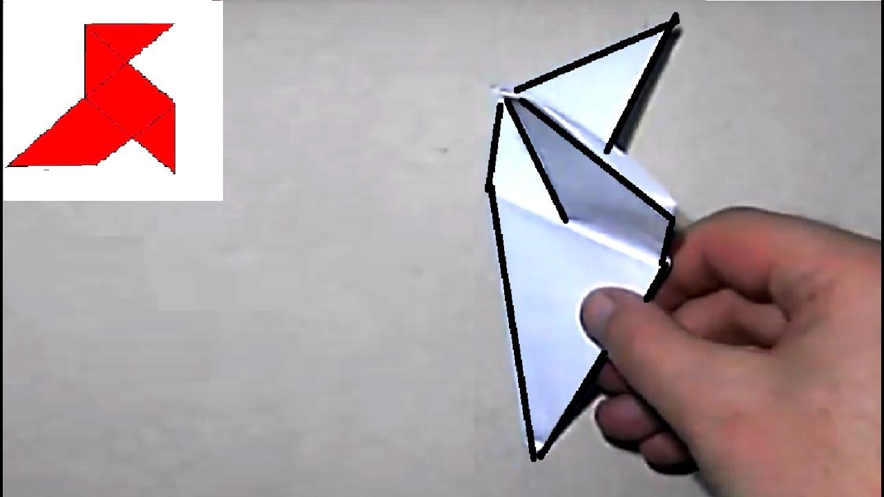 Как сделать вертушку которая летает своими руками