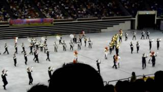【SYF 2010 Central Judging】Deyi Military Band