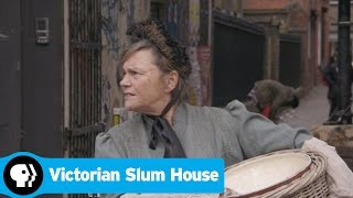 VICTORIAN SLUM HOUSE | Food and Jokes to Pay the Rent | PBS
