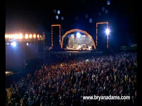 Bryan Adams - Run To You - Live at Slane Castle Ireland - Special...