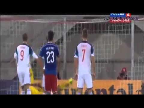 Лихтенштейн 0:7 Россия