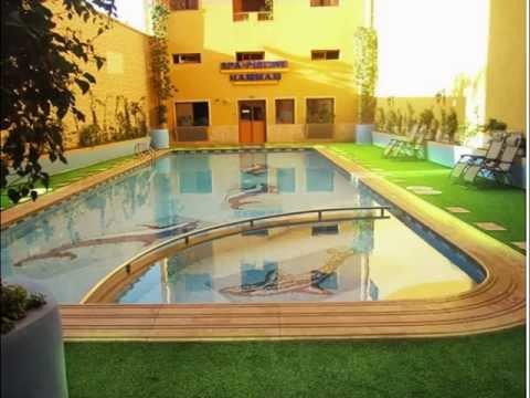 Suites appart hotel atlassia marrakech hotel de luxe for Appart hotel 5 etoiles