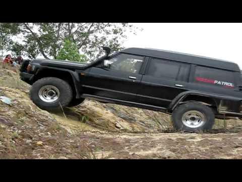 Nissan Safari/Patrol GQ Brief Trial