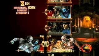 Mortal Kombat-ЛЕСТНИЦА-часть вторая
