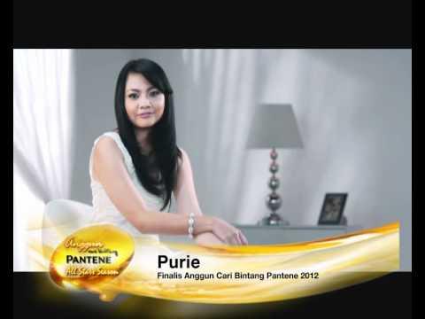 Anggun Cari Bintang Pantene 2012 All Star Season - Profil Finalis Natalia & Purie