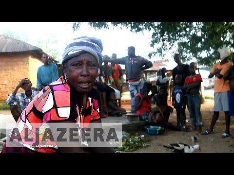Sierra Leone still suffers the consequences of Ebola