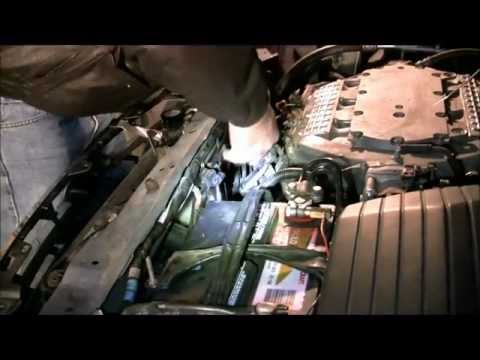 2005 - 2010 Honda Odyssey - spark plug and coil replacement - how to