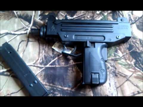 brand new IWI / Umarex UZI .22 caliber pistol