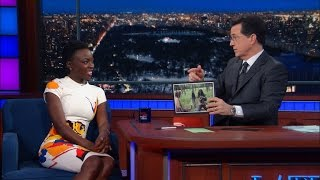 Danai Gurira Gets Why We Live for the Living Dead